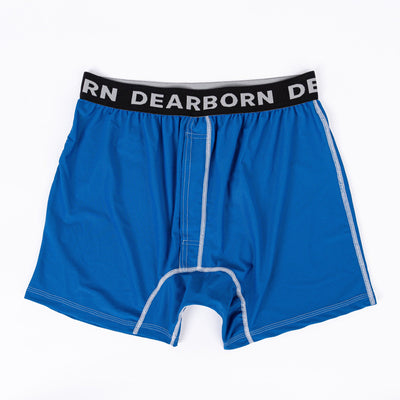 Color:Blue Boxers