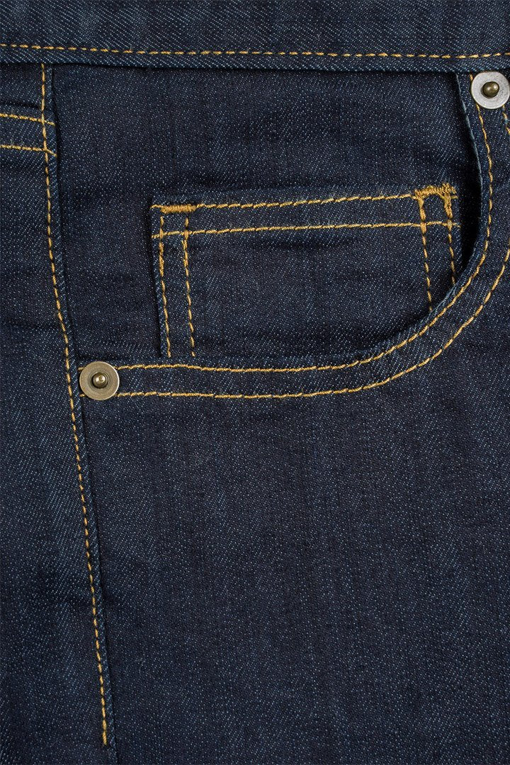 More images: #9: Tailored Fit Dark Wash