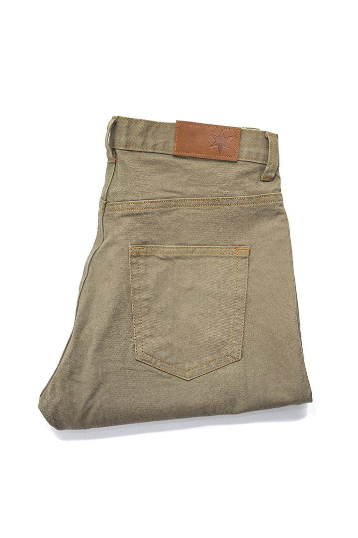 More images: #8: Relaxed Fit - Khaki