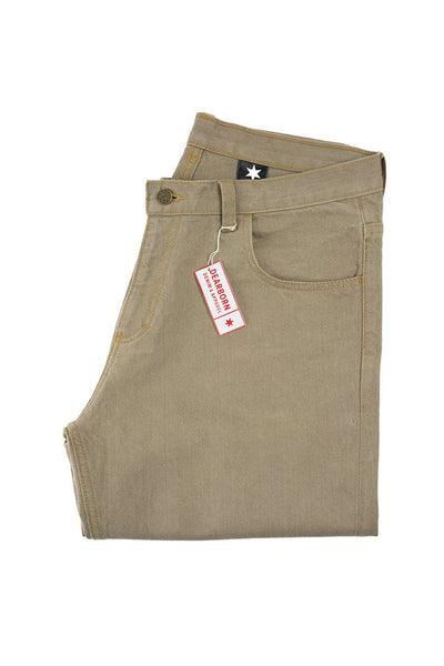More images: #6: Relaxed Fit - Khaki