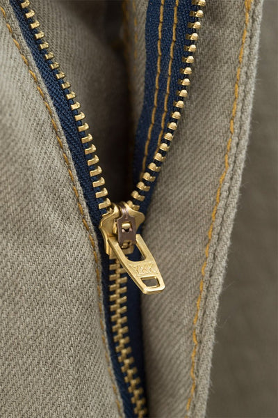 Closeup To Show Zipper - v DETAIL