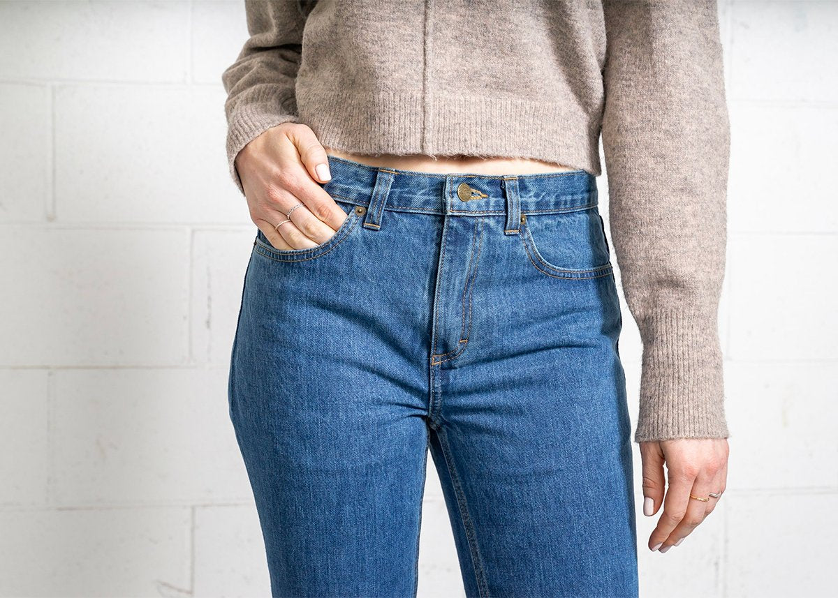 More images: #10: Waist High 13oz Vintage Wash