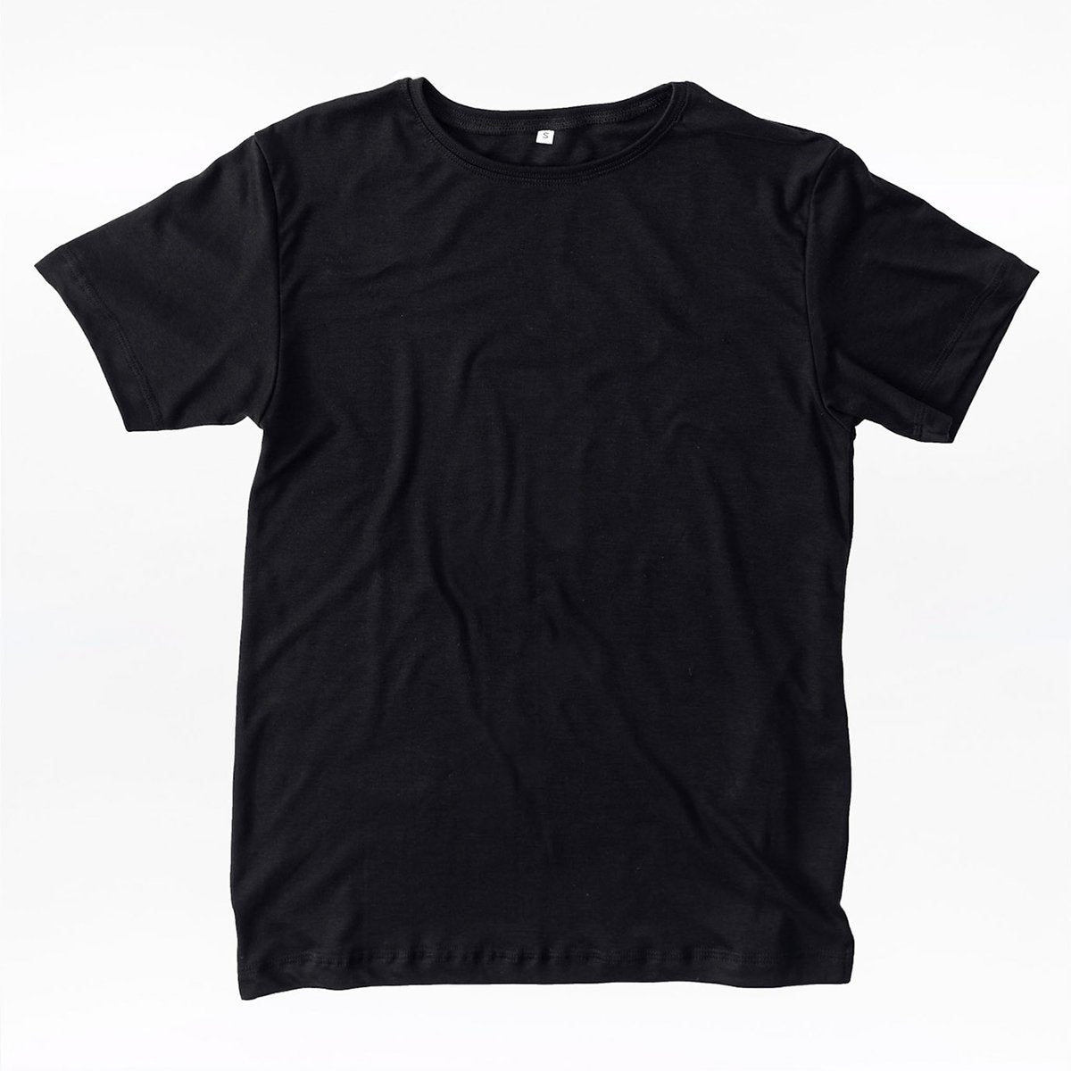 #1: The Most Comfortable Black T - Fitted