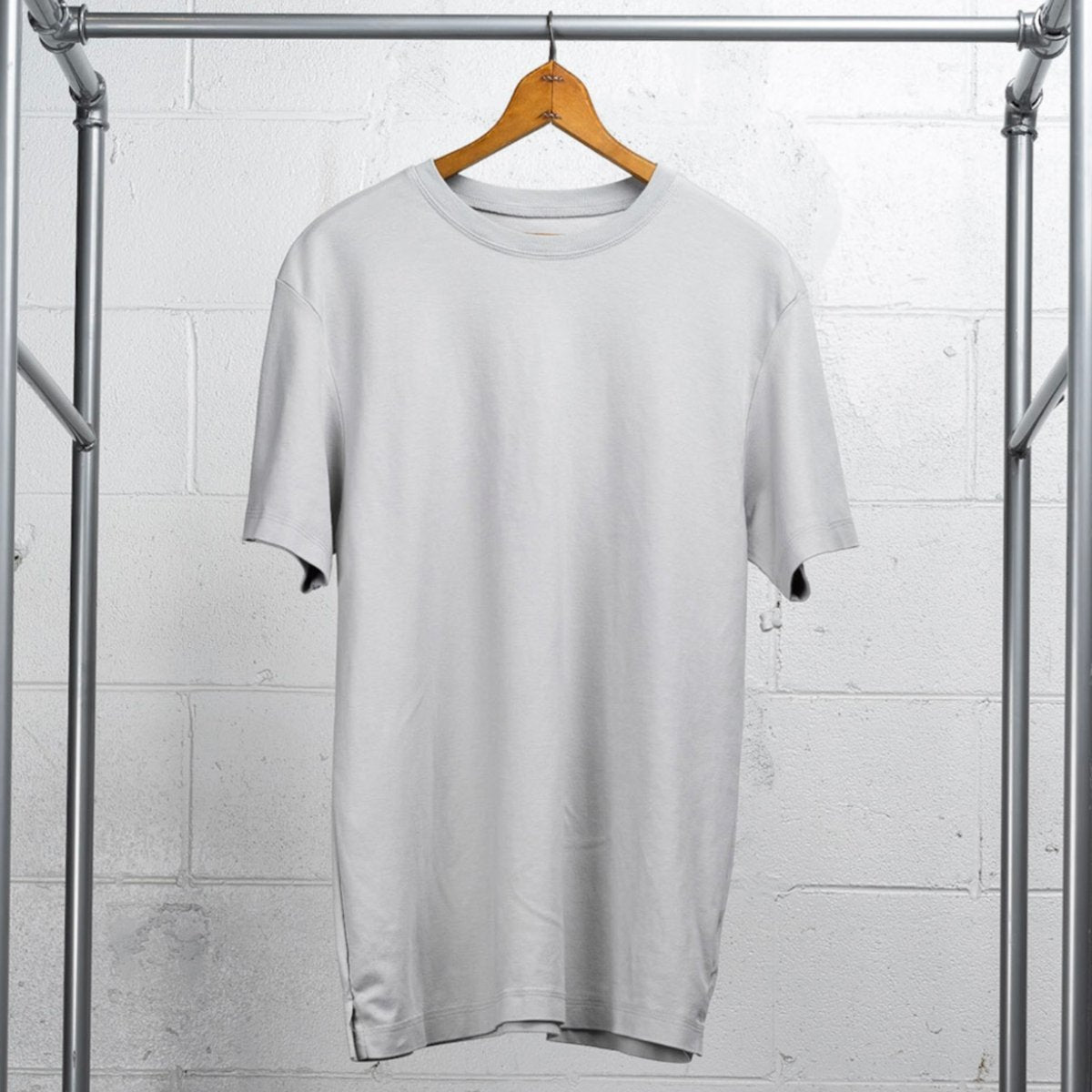 #1: The Most Comfortable Grey T - Classic