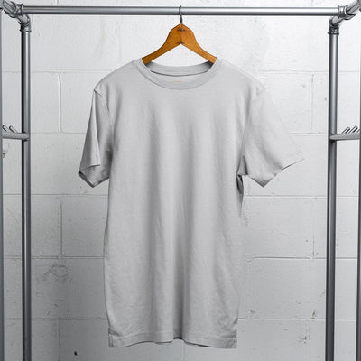#1: The Most Comfortable Grey T - Fitted