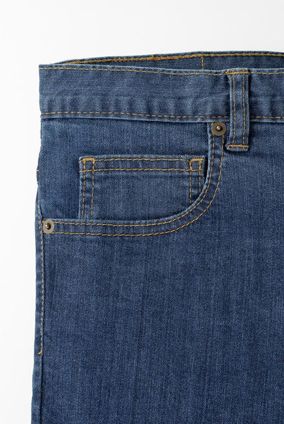 More images: #9: Tailored Fit Medium Wash
