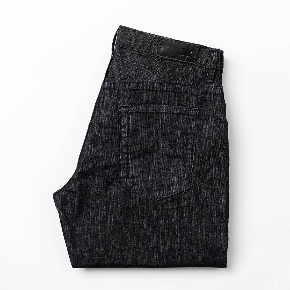 Relaxed Fit Charcoal Wash