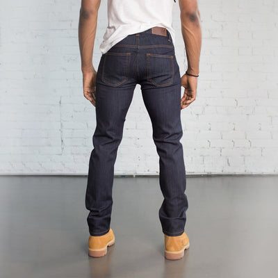 #3: Slim Fit Dark Wash