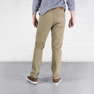 #3: Slim Fit - Khaki