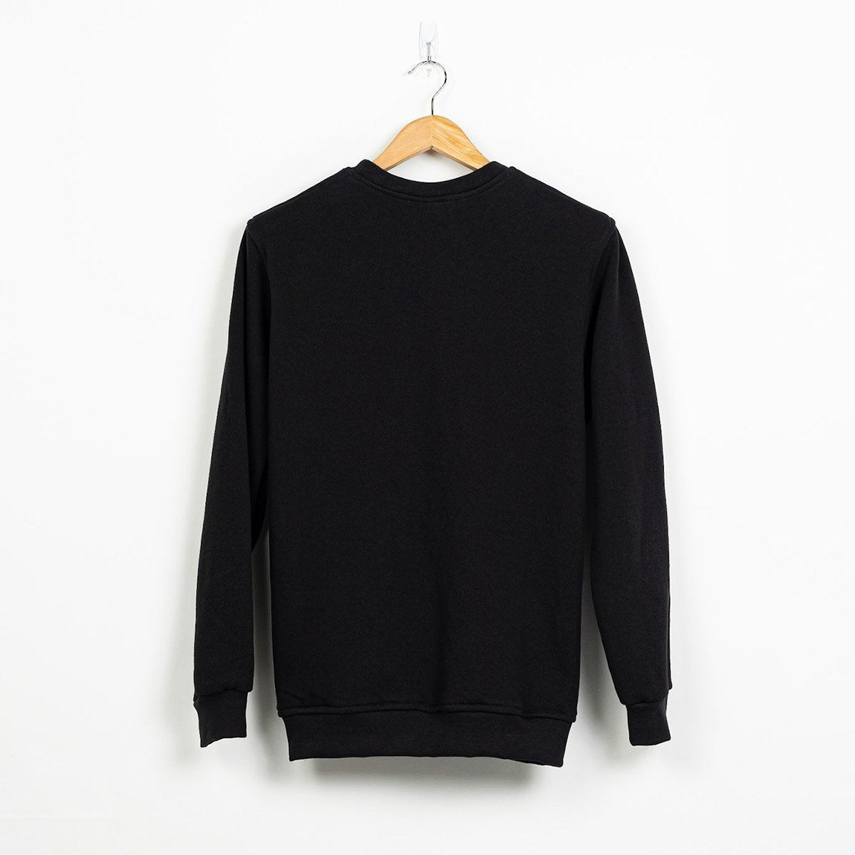 Collegiate Sweatshirt - Black