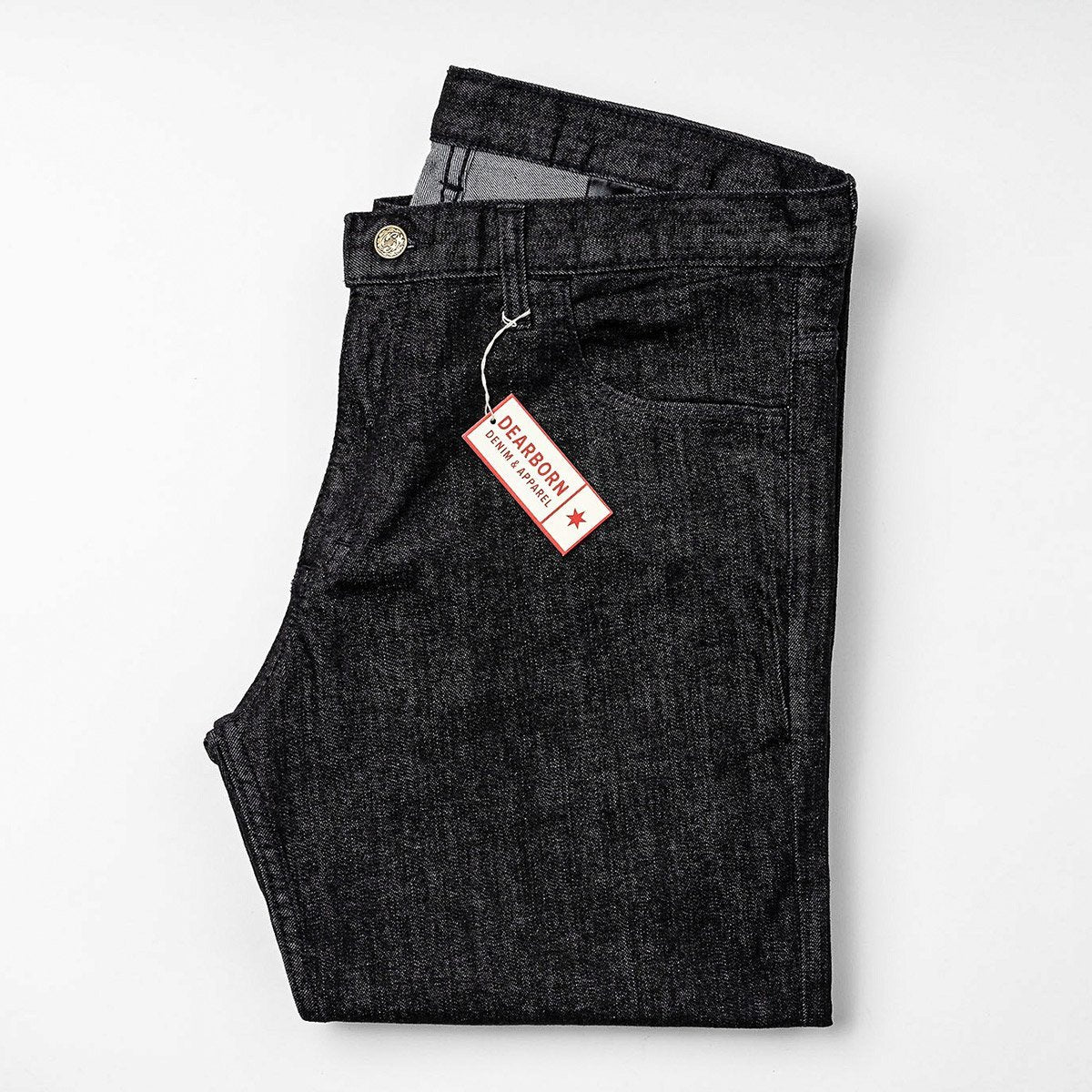 Tailored Fit Charcoal Wash