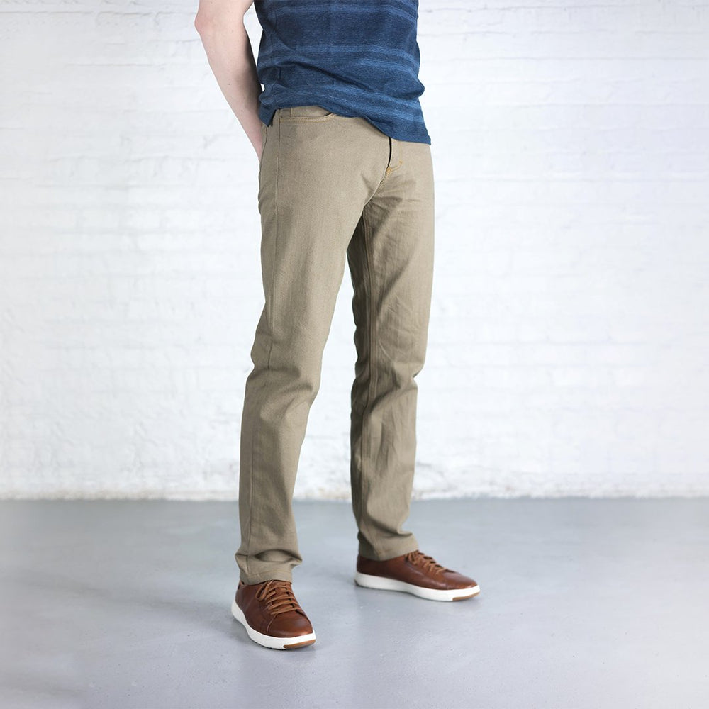 Tailored Fit - Khaki