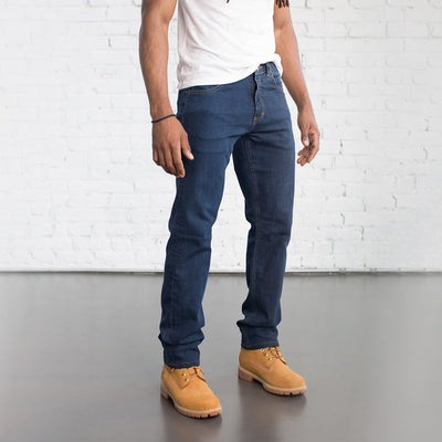 Tailored Fit Medium Wash