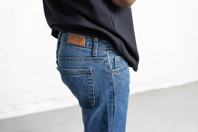 More images: More images: 100% Cotton Boot Cut Vintage Wash