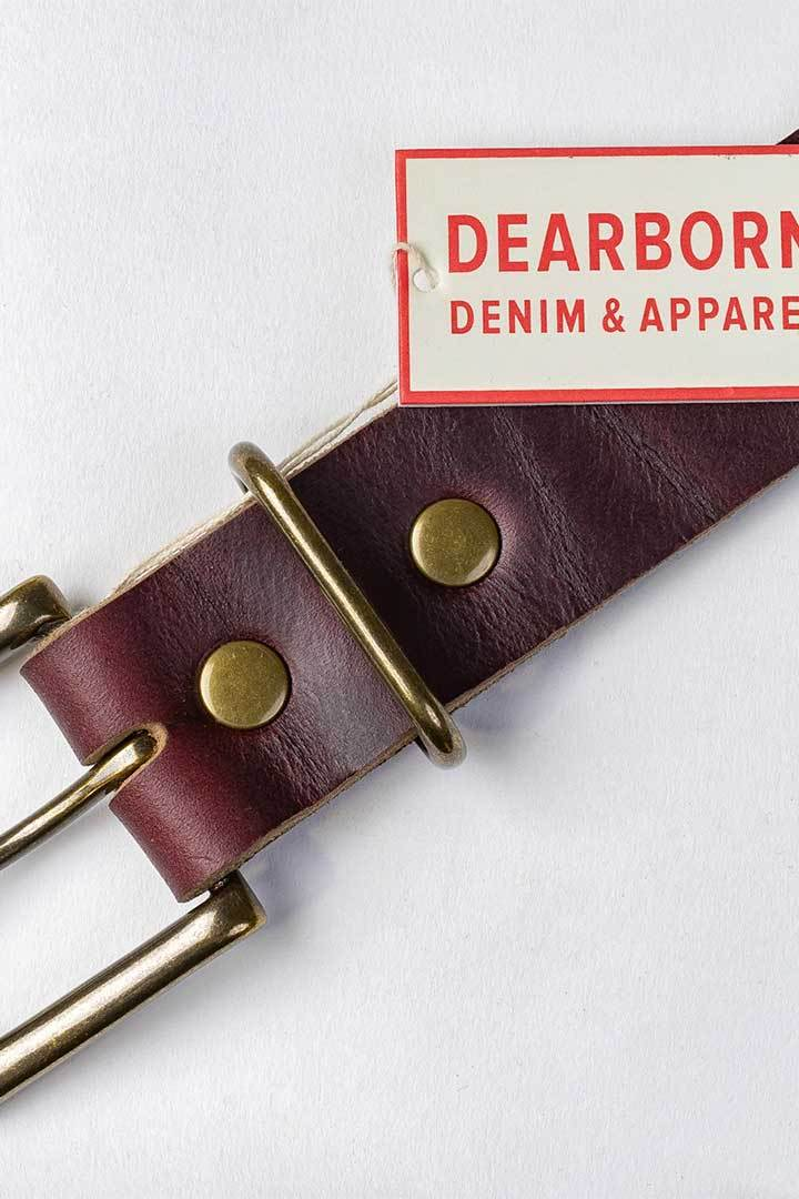 More images: #5: Color #8 Leather Belt