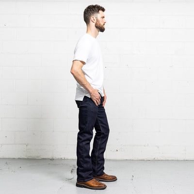 #5: boot-cut-dark-wash