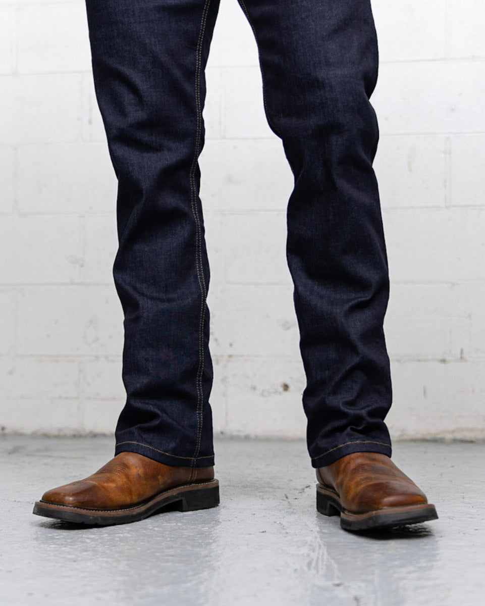 More images: #9: boot-cut-dark-wash