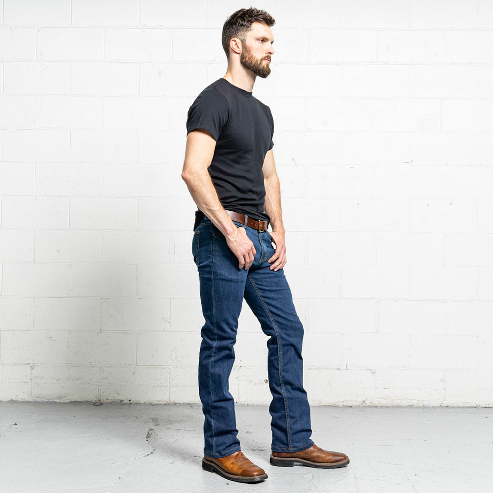 Boot Cut Medium Wash