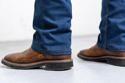 More images: #12: boot-cut-medium-wash