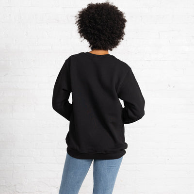 Color:Black 3 Thread Fleece Men's Sweatshirts Sweatshirts