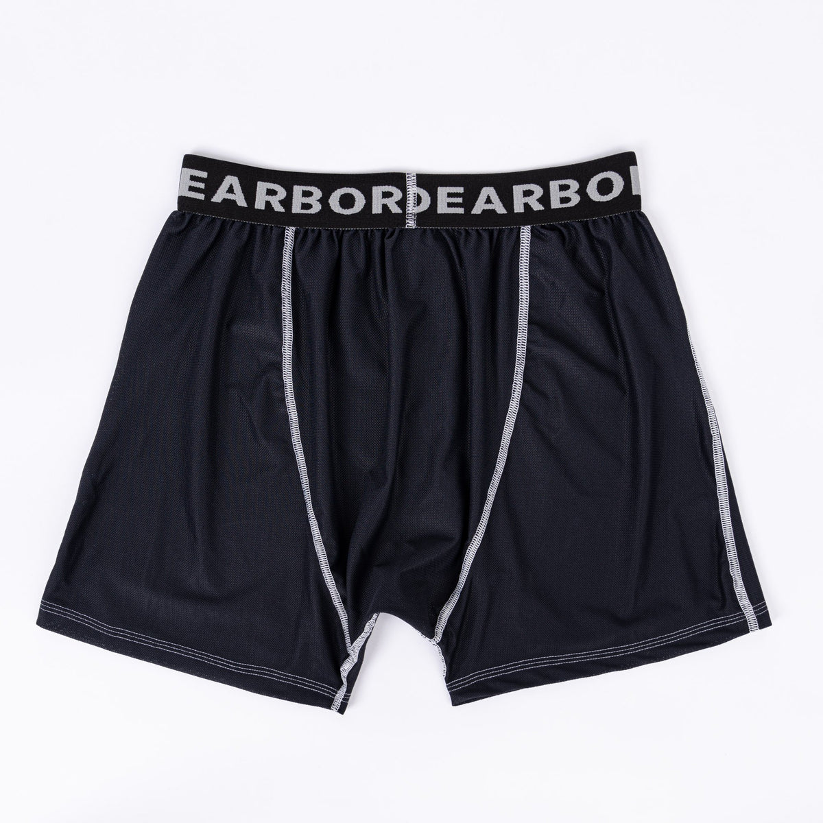 Color:Black Boxers