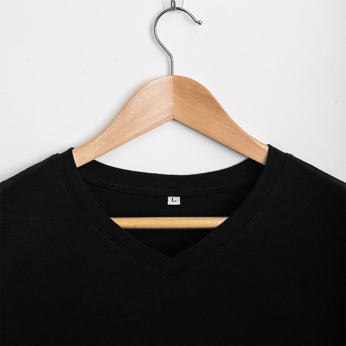 #5: the-most-comfortable-black-v-fitted