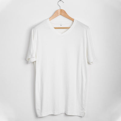 White Supima Cotton