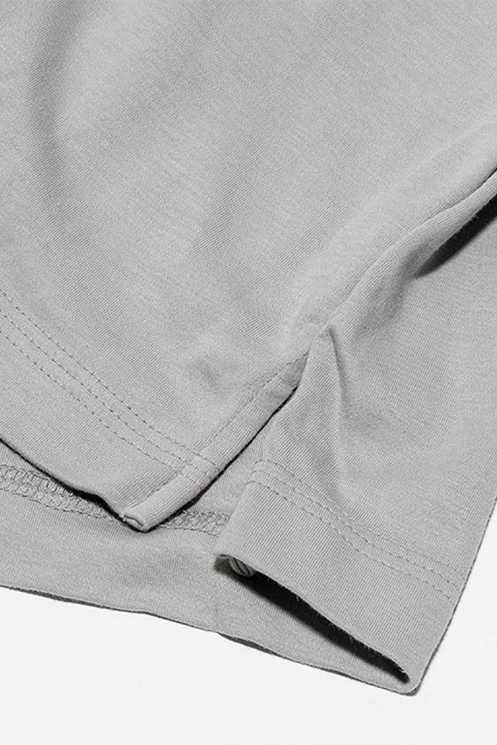 #6: The Most Comfortable Grey T - Fitted