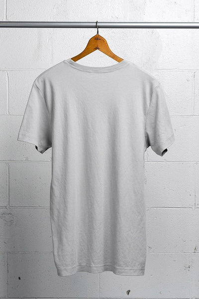 #2: The Most Comfortable Grey T - Fitted