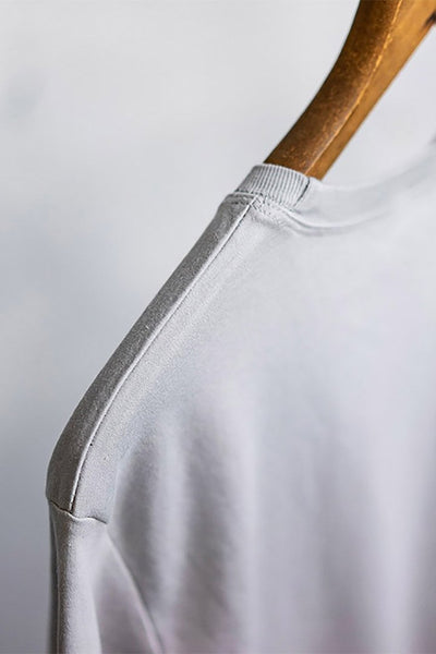 #3: The Most Comfortable Grey T - Fitted