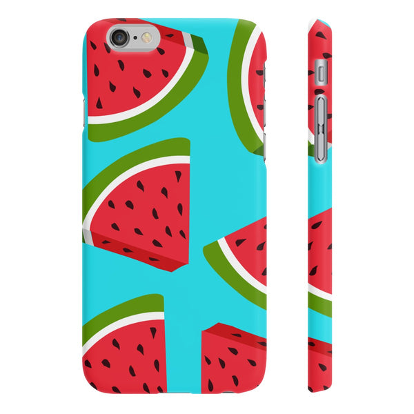Watermelon Slim Phone Cases