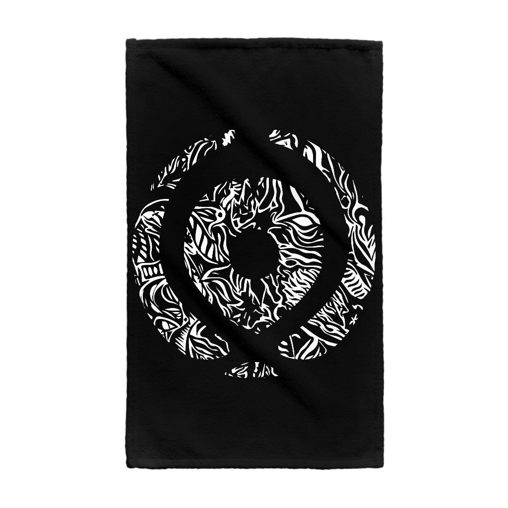 Jingalu 'Intertwined' Sweat Towel