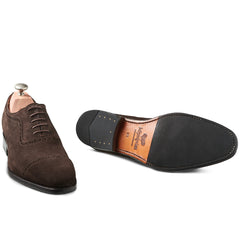 Skytteholm Chocolate Suede