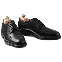 Orust Black Calf