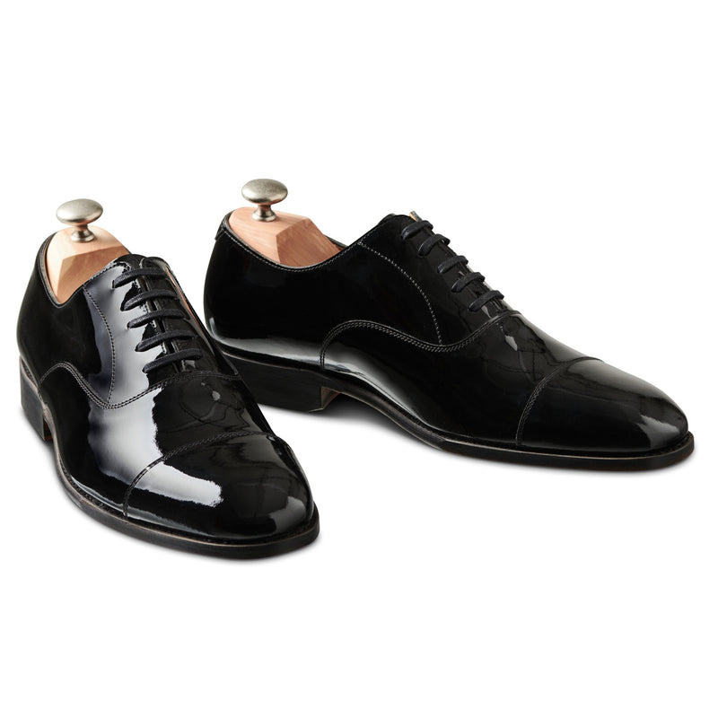 Äppelviken Black Patent Leather