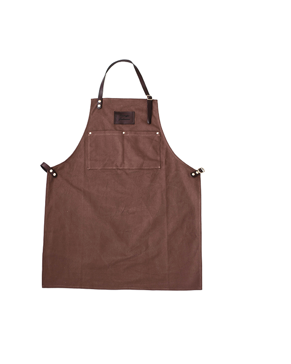 Engraved Shoe Shine Apron