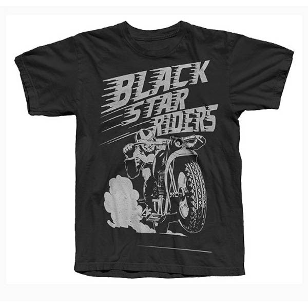 Black Biker Online Exclusive Tee