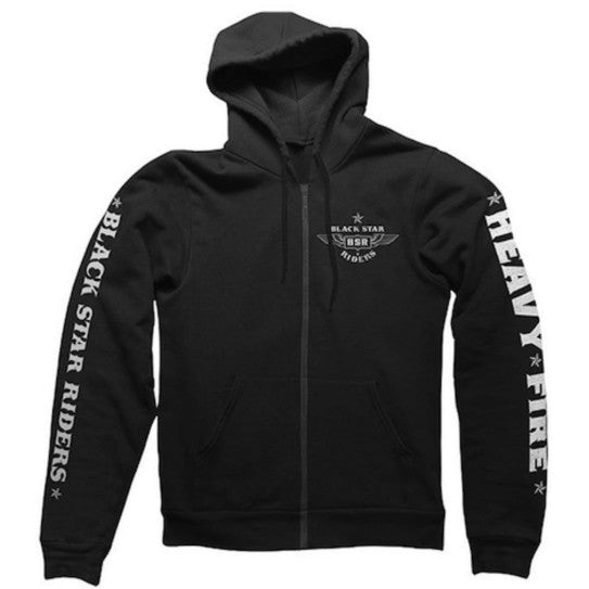 Heavy Fire Hoody