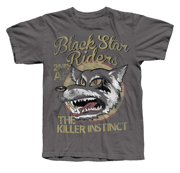 Charcoal Wolf T-Shirt