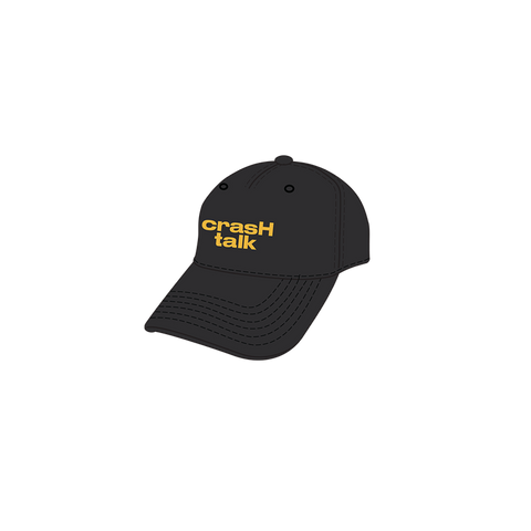 Embroidered Crash Talk Hat + Digital Album