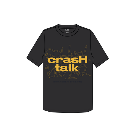 Crash Talk SchoolBoy Q T-Shirt + Digital Album