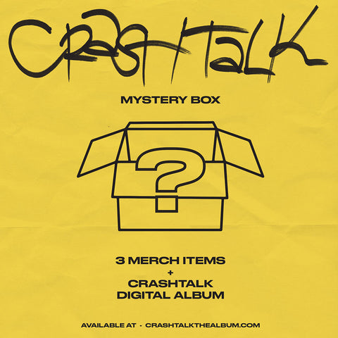 Autographed Collector's Mystery Box + Digital Album