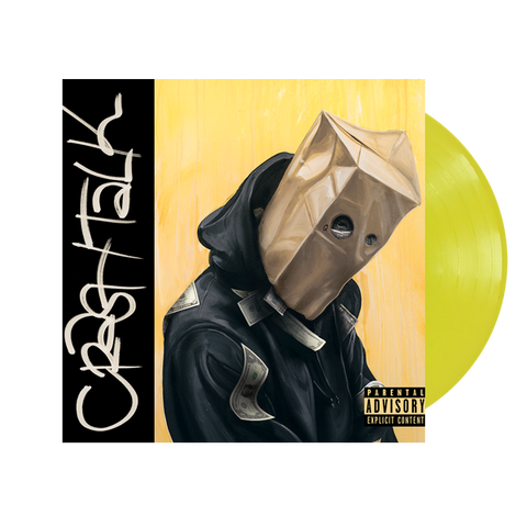 CrasH Talk Exclusive Yellow Vinyl LP + Digital Album