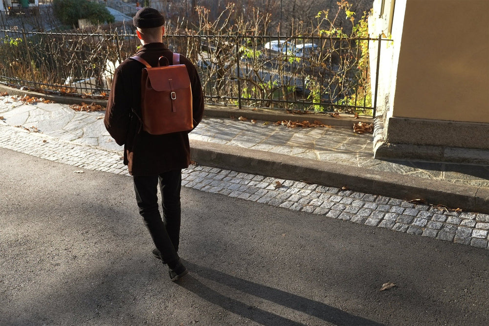 'AMICUS' BACKPACK - Vicus Pelle