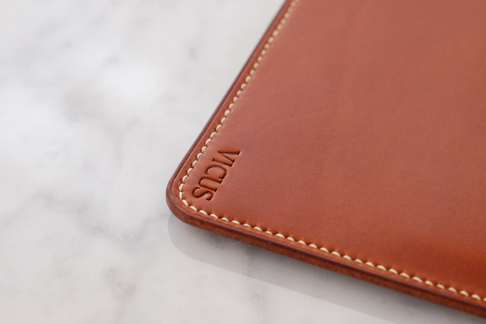 'ALBIN' MINI IPAD CASE - Vicus Pelle
