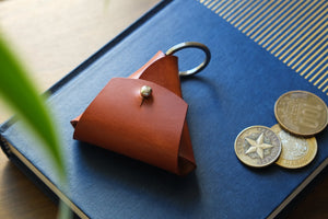 'ACE' COIN PURSE & KEY CHAIN - Vicus Pelle