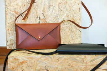 leather bag, leather bags, leather clutch, clutch, pochette, leather pochette