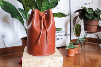 leather bag, bucket bag, pouch bag, bags, bag, handmade leather bag, leather handbag, handcrafted leather bag, handmade leather bucket bag, bucket handmade bag
