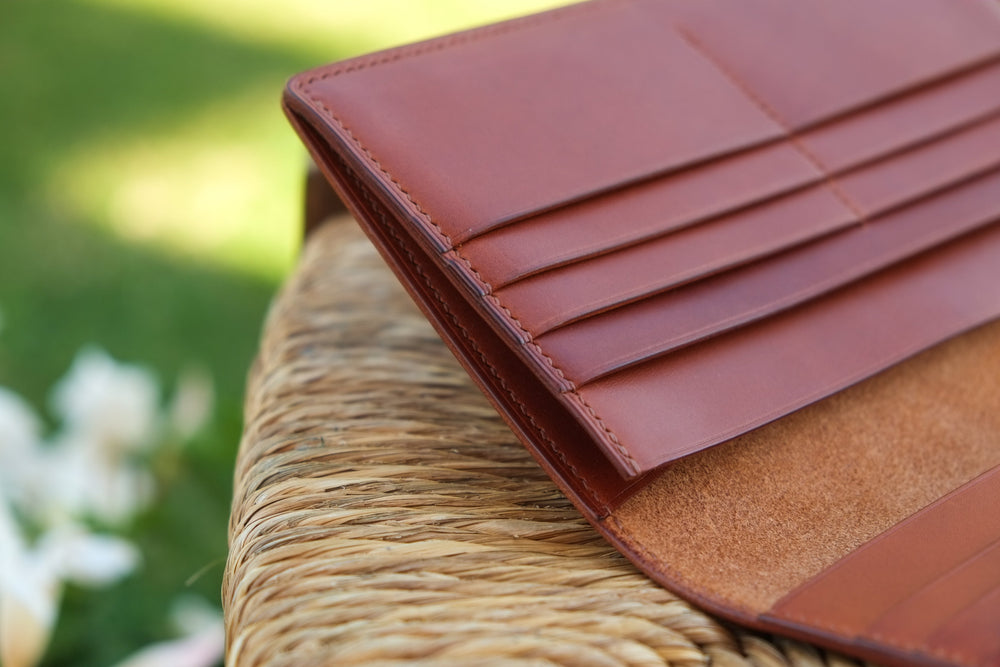 'COLUMBA' LONG WALLET - Vicus Pelle