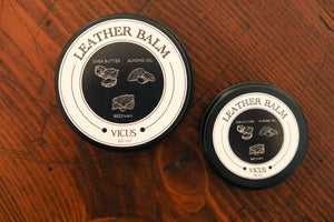 Load image into Gallery viewer, 'CURIS' LEATHER BALM - Vicus Pelle